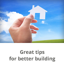 great tips building